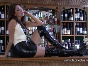 latex slut porn videos