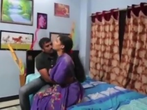 Saree sex scene