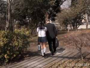 japanese school girls taboo