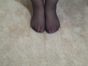 blonde feet and anal
