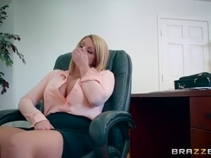 free kristal summers office sex video