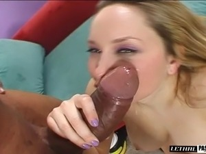 Hot ass cowgirl compactly ravished hardcore with big black cock
