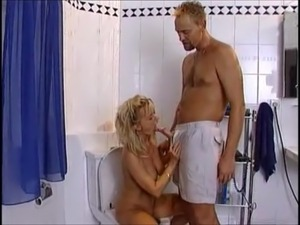 sylvia saint rocco threesome bathroom anal