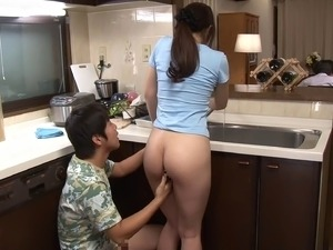 kitchen sex video for married couples