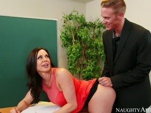 mature teachers and young boys sex