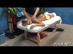 video of naked massage