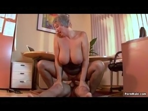 granny milf ass video