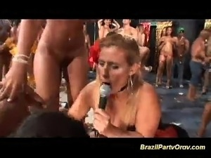 brazil topless partys