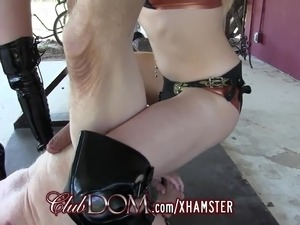femdom art young dominant girls