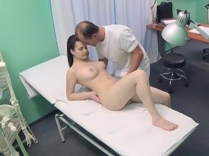 Nude doctor video