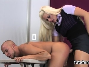 sexy threesome domination