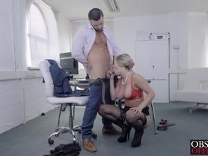 busty pussy pounding