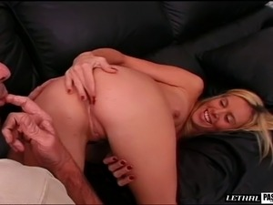 Natural tits blonde juicy pussy ravished hardcore missionary