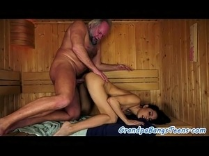 grandpa school girl sex