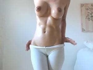 Small tits big nipples