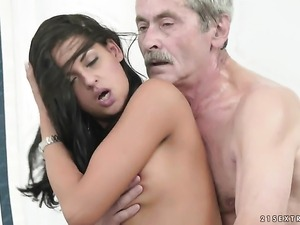 grandpa girl erotic