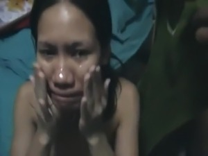 Pinay shows good oral skills