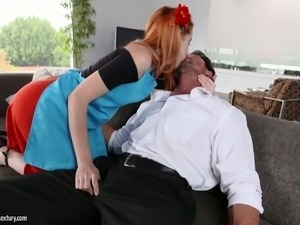 hottest brutal blowjob movie