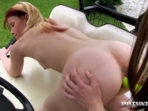 christine young girl fingers herself