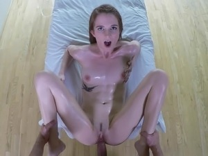 big cock penetrated tight pussy