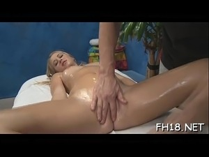 hot girl erotic massage video