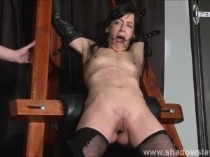 bdsm anal movie hogtied