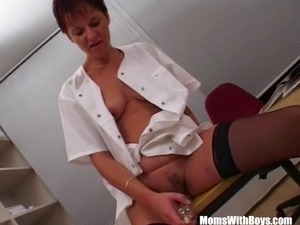 maid secretary kitchen upskirt ass pussy