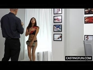 casting porn video ad