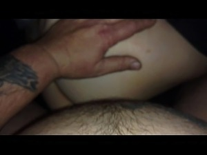 wife sleeping anal
