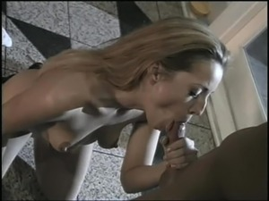 anal sex in kitchen waitress