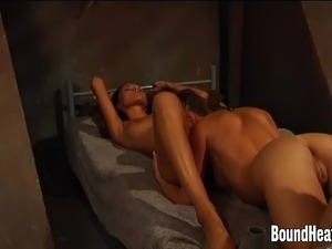 anal sex with strapon