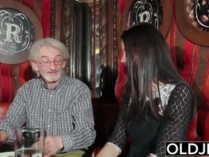 young and old sex vid