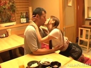 japanese wife forced beofre husband