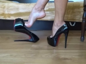 high heel girl movies