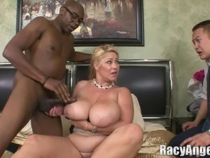 black interracial monster sex weapon