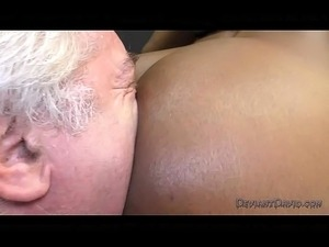 ebony black mature older women