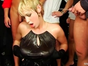 clothed sex party