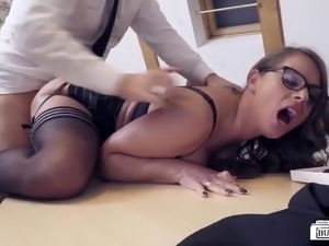 Office girls hot