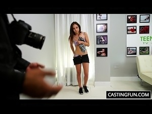 fake casting porn video free