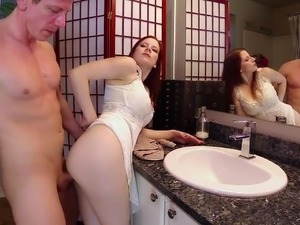 Cuckold's View From Below FULL VERSION  Lady Fyre & Laz Fyre