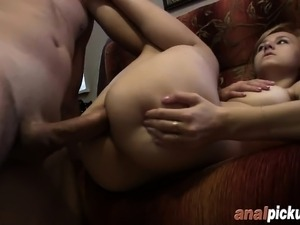 Teen with big cock