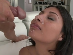 high resolution facial cumshot pov videos