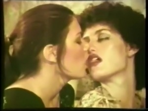 vintage video lesbian pussy eating lesson