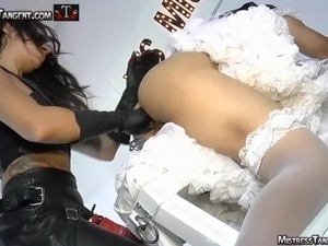 interracial sex sissy husband