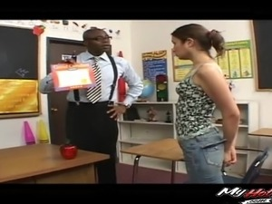 mature lesbian teacher with girl student