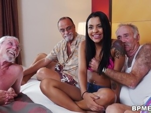 latina pornstar charli doing anal