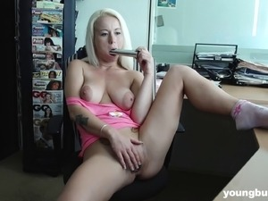 free amateur all natural boobs video