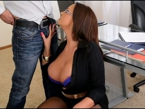 sexy secretary candid amateur video