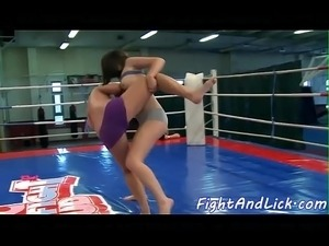 kick ass girls wrestling