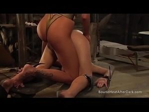 matured lesbian strapon threesome videos
